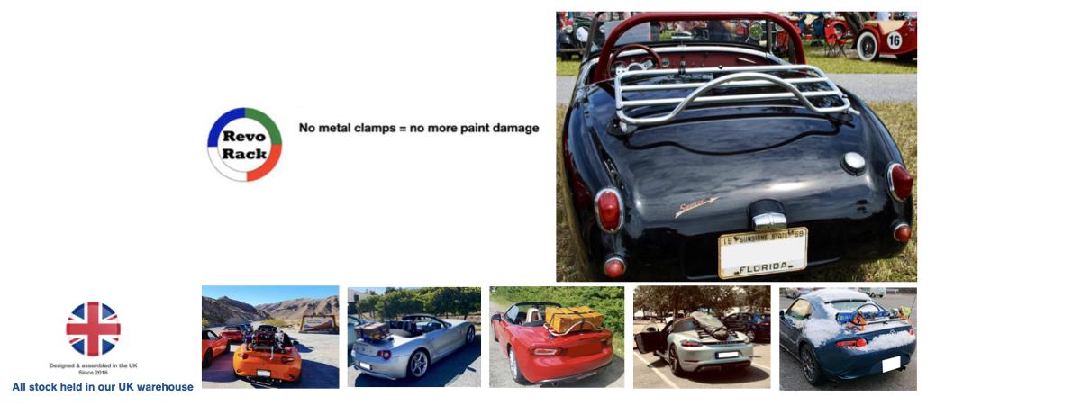 Classic British Convertibles ( MG, Austin etc )