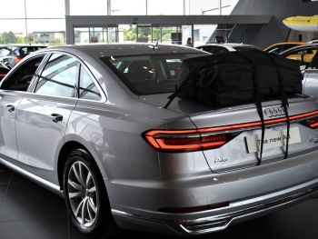 Audi A6 Saloon Sedan Luggage Carrier