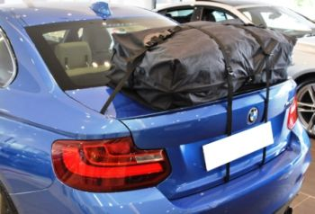 BMW 2 Series coupe Roof Rack Bag Box
