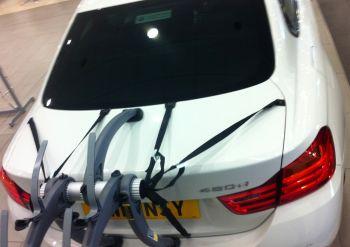 BMW 4 Series Coupe Bike Rack