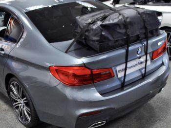 bmw 5 series sedan cargo carrier