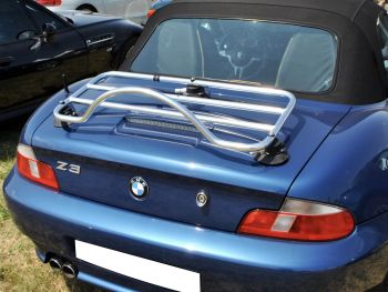 bmw z3 boot rack stainless steel