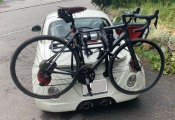 Daihatsu Copen Bike Rack