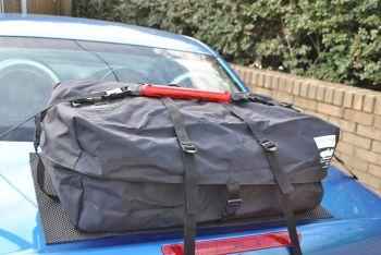 car boot rack with brake light