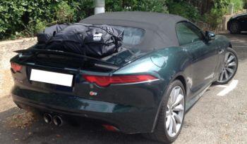 jaguar f type boot rack