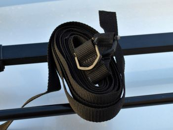 Luggage Straps for Modern & Classic Racks