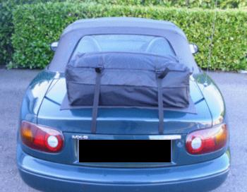 Mazda MX5 MK1 / Miata NA Luggage Rack : Boot-bag Original