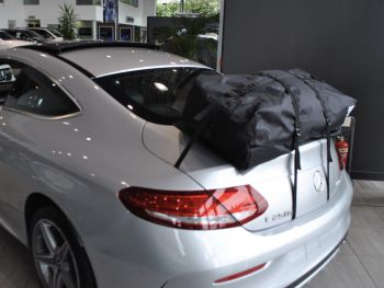 Mercedes Benz C Class Coupe Roof Box