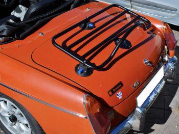 revo rack convertible luggage rack on mgb