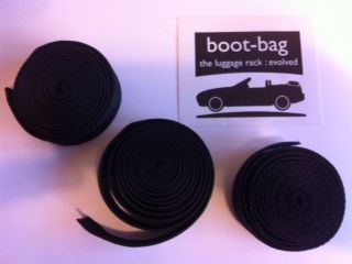Longer Straps for Boot-bag Original or Vacation 3 x 3.3M