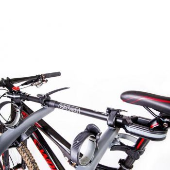 Saris Bike Beam - For carrying girls & womens bikes on the Bones range