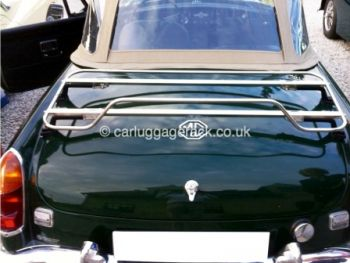 mgb stainless steel boot rack